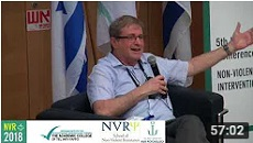 NVR2018 - Pre-conference workshop - Haim Omer & Nahi Alon (Part 1)